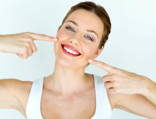 In-Office Versus At-Home Teeth Whitening